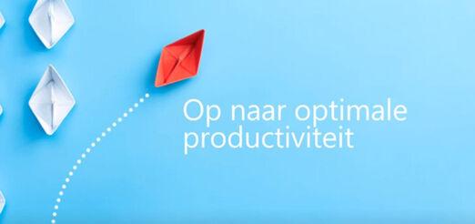 Mixit webinar Op naar optimale productiviteit card