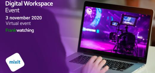 Promotievisual D Igital Workspace Event Mixit